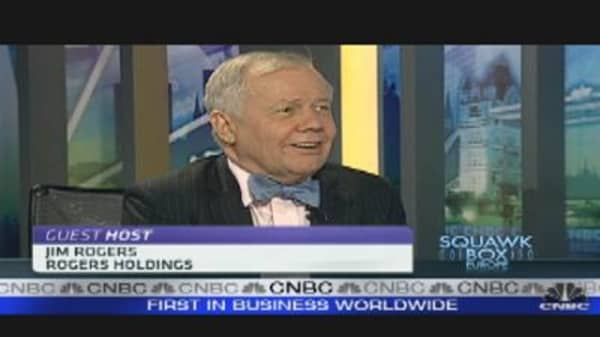 Jim Rogers: Where is the Oil?