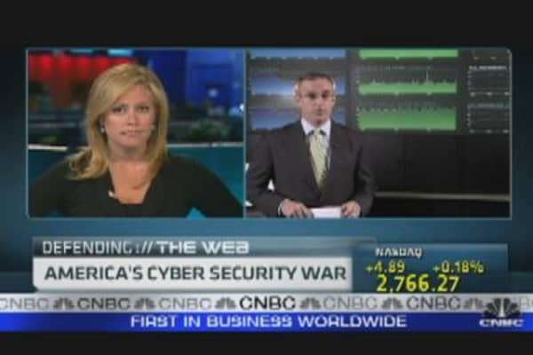 America's Cyber Security War