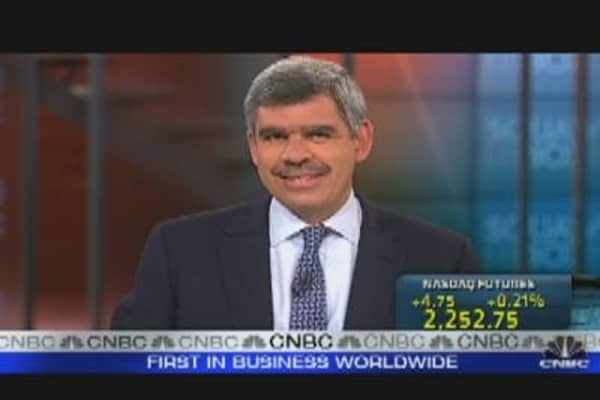 Pimco's El-Erian on Economic Growth