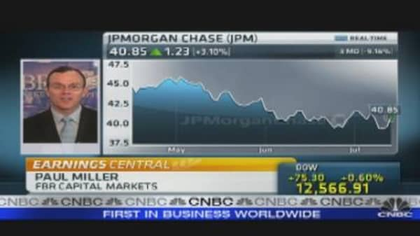 JPMorgan's Big Beat