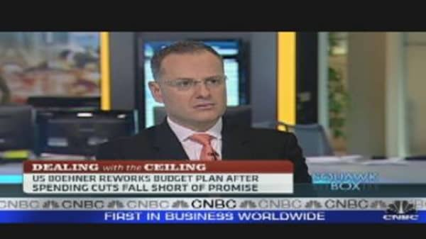 Debt Deal Will Not Solve US Fiscal Issues: Analyst