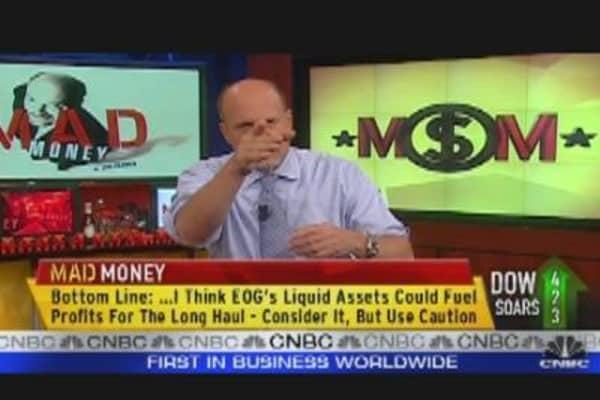 Cramer's Energizing Play: EOG