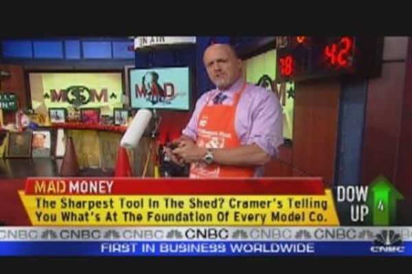 LOW to Follow HD? Cramer Explains