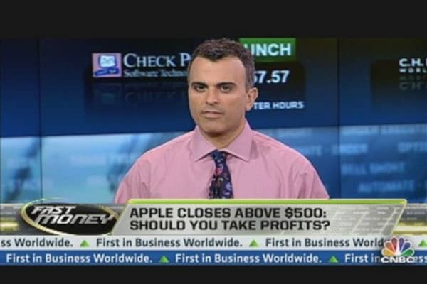Can the Market Climb Without Apple?