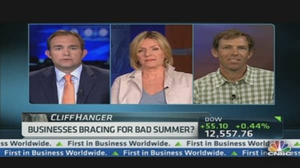 Business Bracing for Bad Summer?