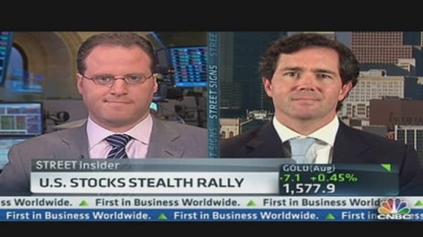 US Stocks Rally
