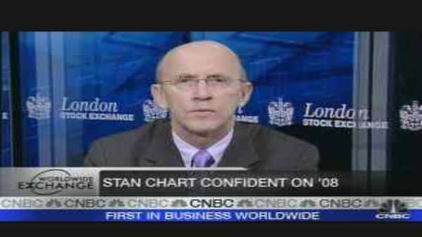 Standard Chartered Confident on '08