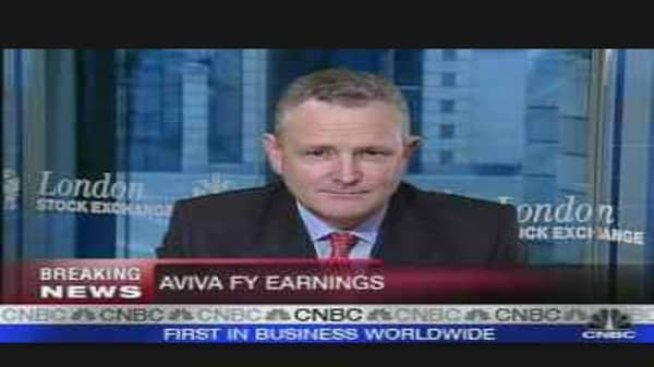 Aviva Results Show Resilience