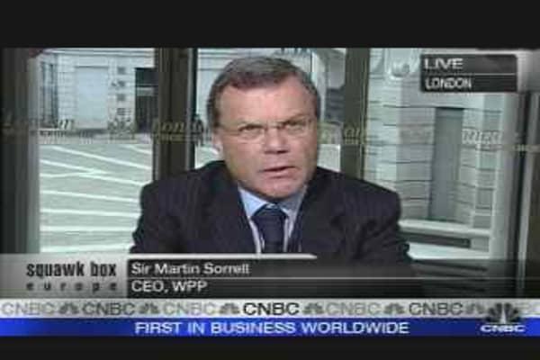WPP CEO Optimistic on '08