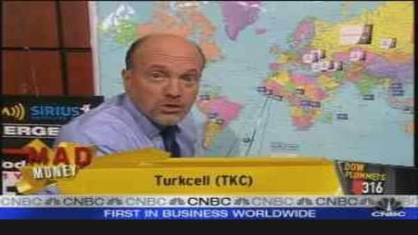Cramer on TKC
