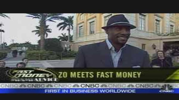 Zo Meets Fast Money