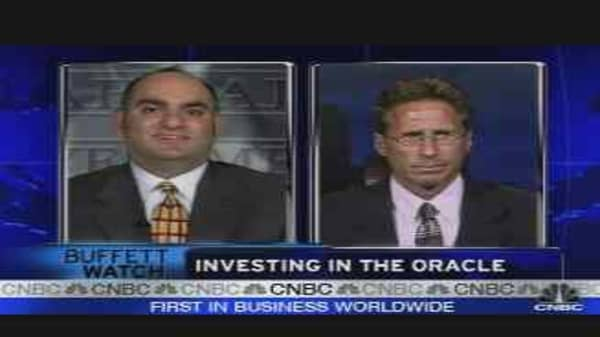 Investing in the Oracle
