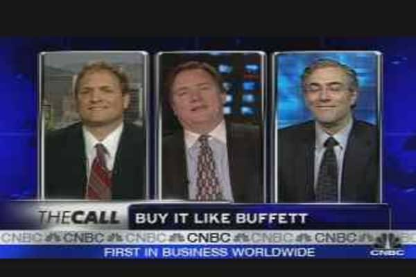 Buy it Like Buffett