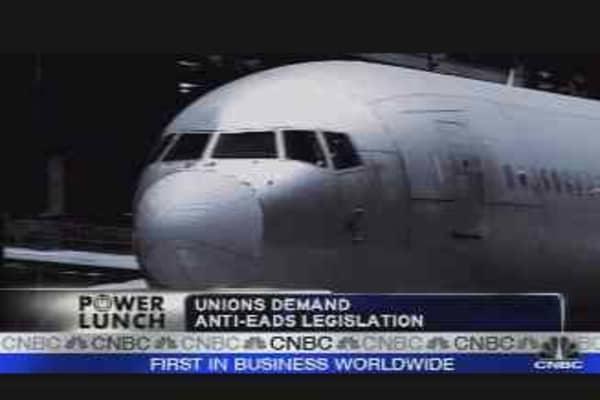 Boeing Backlash