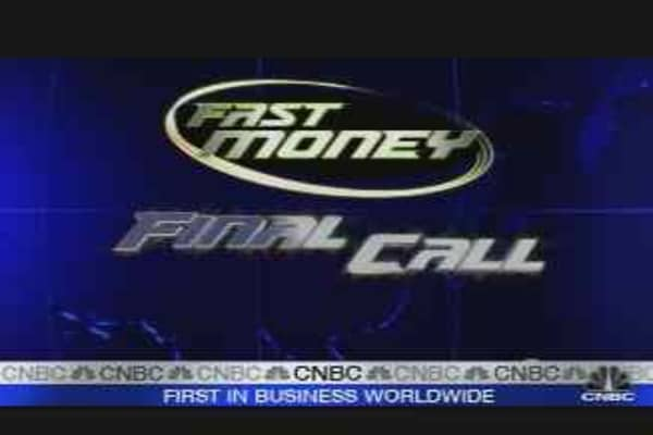 Fast Money: Playing the Bounce