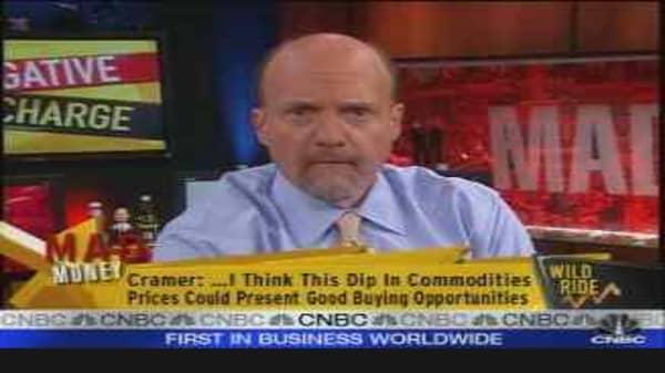 Cramer: Negative Charge