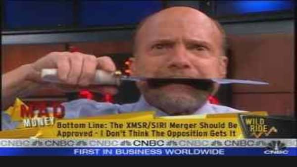 Cramer: Heavy Merge