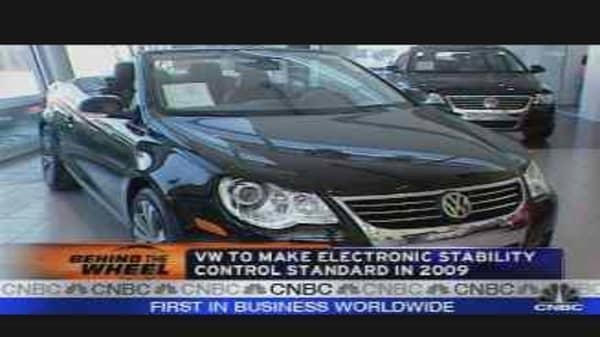 VW Shifting Gears