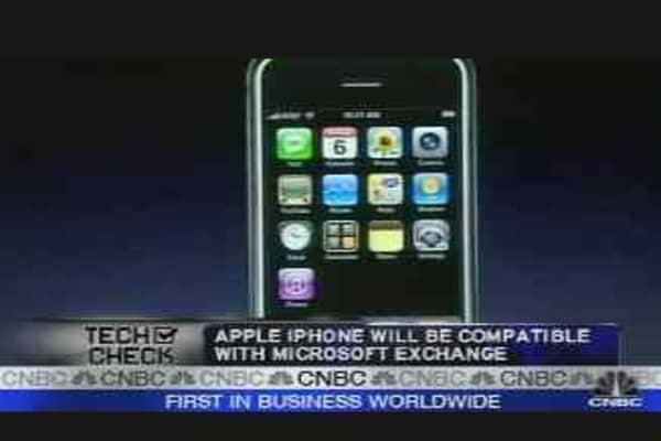 Apple's Big News