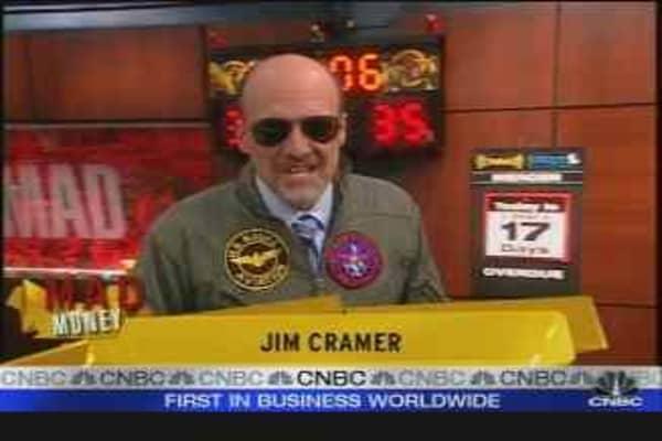 Cramer Likes General Dynamics