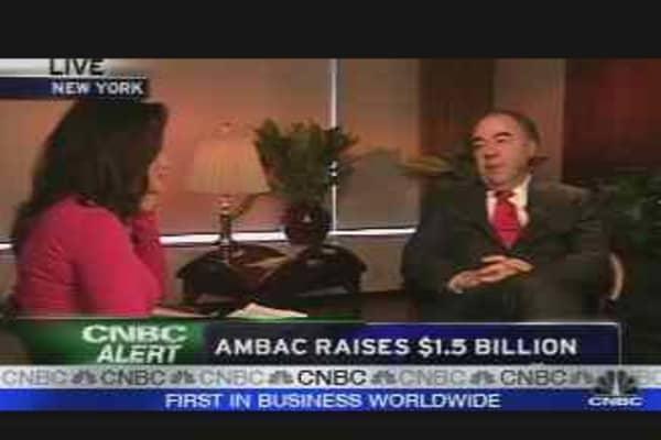 Ambac CEO