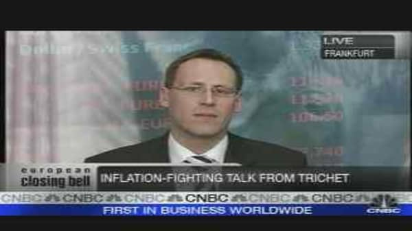 ECB Fights Inflation