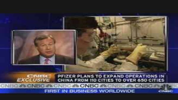 Pfizer CEO Speaks