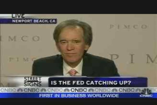 PIMCO's Bill Gross on Liquidity