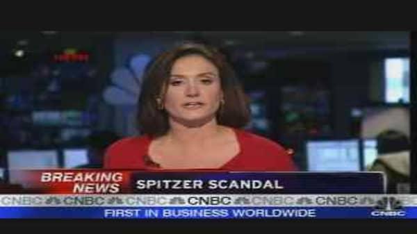 Gov. Spitzer Linked to Prostitution Ring
