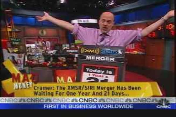 Cramer: Radio Stocks a Sell