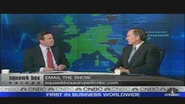 Dep. Secretary of US Treasury on Turmoil