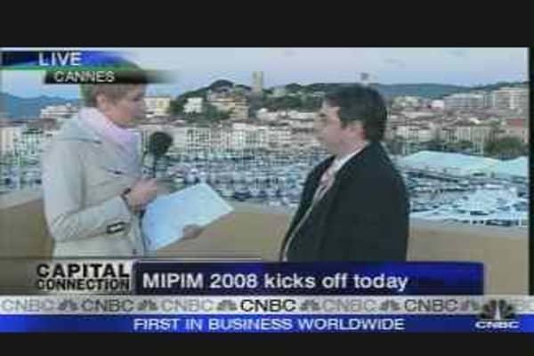 MIPIM 2008 Kicks Off
