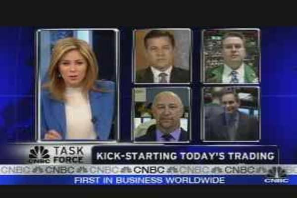 Kick-Start Today's Trading