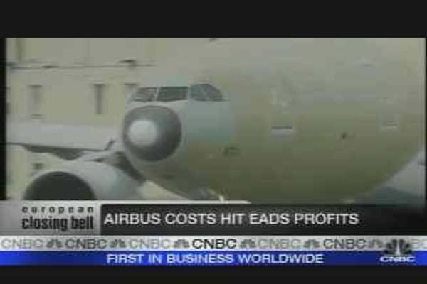 EADS CEO on Earnings