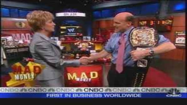 Cramer on WWE