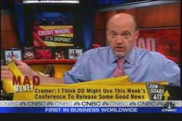 Cramer on Dupont