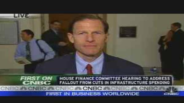 Blumenthal on Muni Hearings