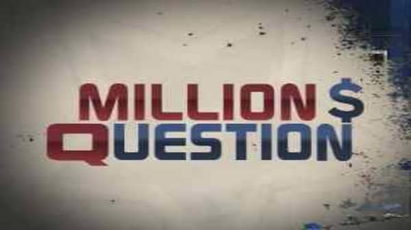 Web Exclusive: The Million Dollar Question Digital Replay