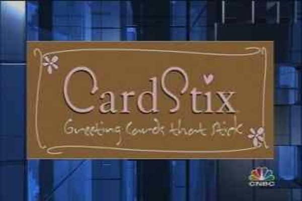 Million Dollar Question: CardStix