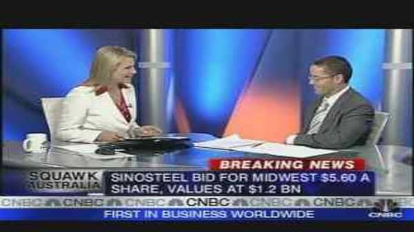Midwest Receives Hostile Bid