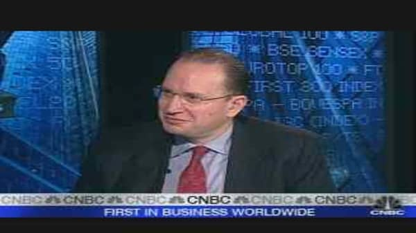 Prudential CEO on Profit, Outlook