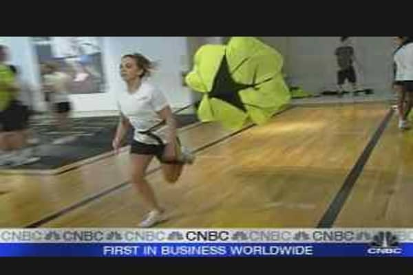 Sports Aptitude Test