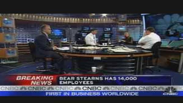 Bear Stearns Gone Bust