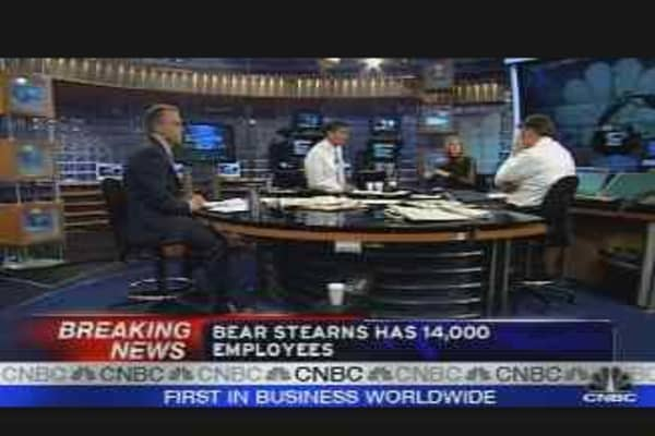 Bear Stearns Gone Bust