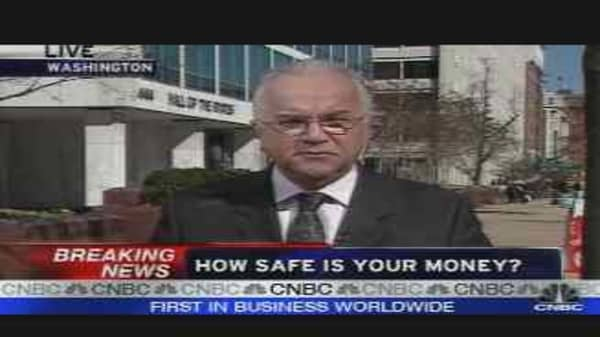 How Safe is Your Money?