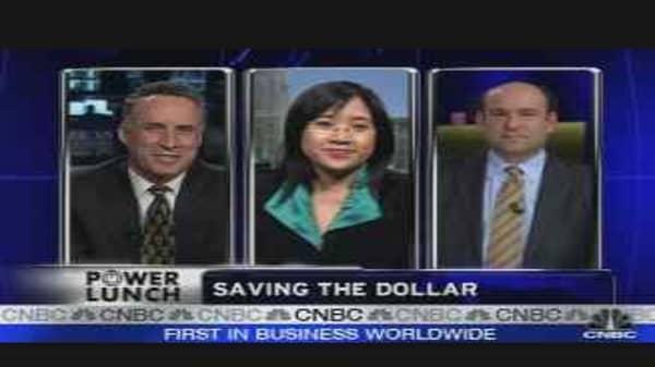 Saving the Dollar