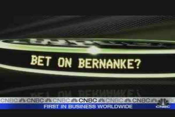 Tomorrow's Trades: Bernanke