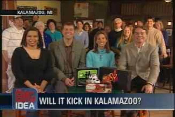 Will It Kick in Kalamazoo? Part 1
