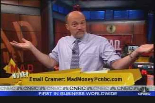 Cramer's Rate Expectations
