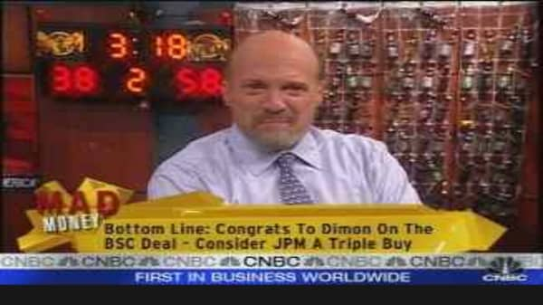 Cramer on Power Banking